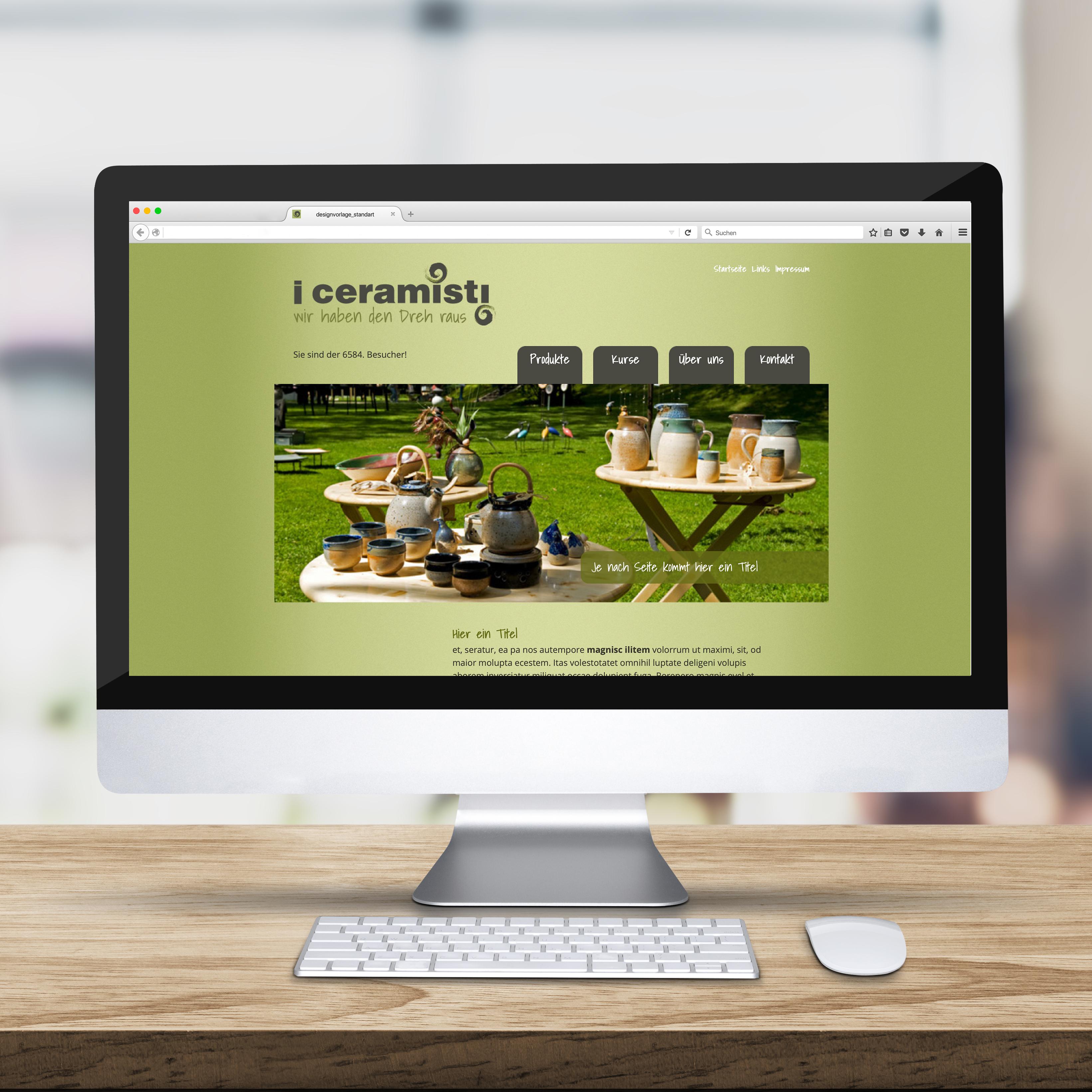Website Stand 2011